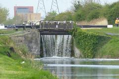Lock No.5, Grand Canal, Dublin. (piktaker) Tags: ireland lock eire grandcanal roi inchicore republicofireland waterwaysofireland lockno5