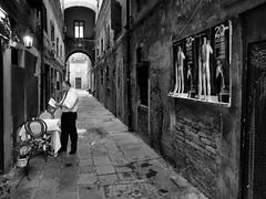 Venezia - 2016 (Enzo D.) Tags: venice italy poster italia olympus it exhibition crossroads venezia mignon veneto 2016 wwwenzodemartinocom 20mignontwentyyearsofphotography gruppomignon