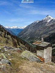 Valsavarenche fino ad Aosta (Albi Nikon) Tags: sole azzurro valledaosta cieloblu vda