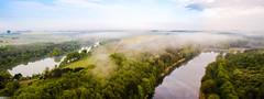L'tang au DJI Phantom 4 (Denis.R) Tags: test france landscape eau phantom paysage lorraine foret panoramique tang moselle drone phantom4 dji denisr denisrebadj
