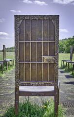 Runnymede Jurors Mandela (AlexR!) Tags: bronze chair nelson carta locke mandela runnymede magna jurors hew