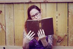 POEtry (rendezvousnu) Tags: portrait people self selfportrait