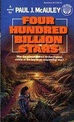 Novel-Paul-McAuley-Four-Billion-Stars (Count_Strad) Tags: book starwars fantasy future scifi novel sciencefiction