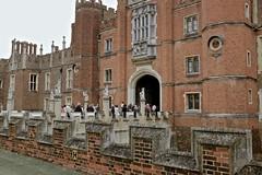 Entry (ancientlives) Tags: uk travel england london fuji cardinal may royal palace henry hamptoncourt henryviii 2016 23mm wolsey fujix100s