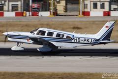 Private --- Piper PA-32-301T Saratoga --- HB-PKJ (Drinu C) Tags: plane private aircraft aviation sony saratoga piper dsc mla pa32301t lmml hx100v adrianciliaphotography hbpkj