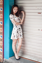 Yuqing - HJ - 017 (jasonlcs2008) Tags: woman sexy girl beautiful fashion lady wonderful pose nice model singapore photoshoot modeling outdoor good sunny tight poses 2015 yuqing jasonlcs