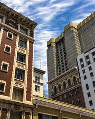 Geary Street (sirgious) Tags: unionsquare westinstfrancis
