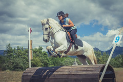 _MG_1867 (Axel Mlyr) Tags: horse cheval equitation cross jump jumping riding rider cavaliere hautesalpes actionshot girl canon 50mm