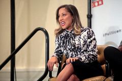 Robin Thede (Gage Skidmore) Tags: california anna robin ashley center convention carolina sterling pasadena alison yates hurley sanders 2016 grimes symone thede lundergan politicon