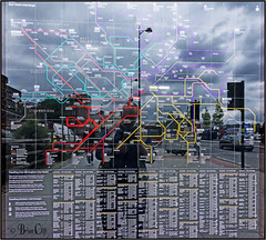 Moor Street Interchange (brianac37) Tags: travel reflection birmingham guide eastside interchange selfie moorstreetqueensway