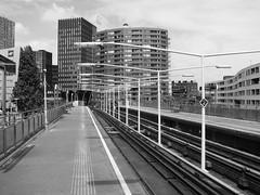 M Station Rijnhaven (streamer020nl) Tags: holland netherlands station rotterdam metro nederland m paysbas metrostation niederlande zuidholland 2016 rijnhaven 020616 010616 310516