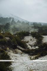 Wai-O-Tapu, Rotorua (Naomi Rahim (thanks for 2 million hits)) Tags: rotorua newzealand nz 2016 waiotapu northisland travel travelphotography nikon nikond7000 geothermal volcanic cave wanderlust nature landscape steam waiotaputhermalwonderland fog mountain