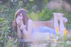 _DSC2964 () Tags: portrait woman cute beauty nikon dress d f14 85mm kawaii brunette charming   taoyuan        8514     d3s nikonafnikkor85mmf14dif 2010201009