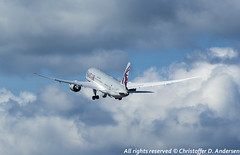 A7-BDC (6) (Christoffer Andersen) Tags: oslo airplane boeing osl qatar b787 qatarairways dreamliner passengerplanes b7878 osloairportgardermoen b7878dreamliner