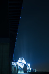 DSC04493 (Zengame) Tags: bridge japan architecture night zeiss tokyo sony illumination landmark illuminated cc jp creativecommons    distagon     wakasu   a6300  tokyogatebridge   distagontfe35mmf14za fe35mmf14 6300 distagonfe35mmf14