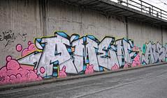 DP2M4391b (kevinkilian91) Tags: oldenburg bahnhof bahn grafity sprayer amen mauer city