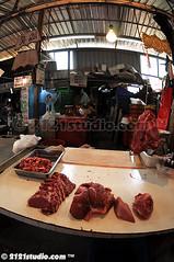 Halal Beef at Khlong Toei Market (2121studio) Tags: thailand siam travelphotography amazingthailand  travelinthailand  landoftiger landofwhiteelephant thaitourinformation