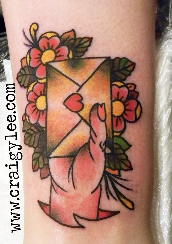The world 39 s newest photos by craigy lee flickr hive mind for Tattoos on old skin