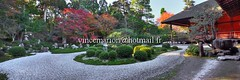Manshuin008 (vincemarion) Tags: red fall japan automne garden rouge temple maple kyoto jardin autumnleaves momiji zen japon feuille koyo manshuin erable couleurautomnale