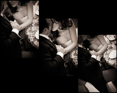 Novios - Fotografo para bodas en Madrid - Edward Olive