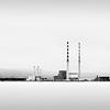 Poolbeg Smoke Stacks (MaggyMorrissey) Tags: ireland chimney dublin smoke stack pigeonhouse powerstation poolbeg decommissioned ringsend