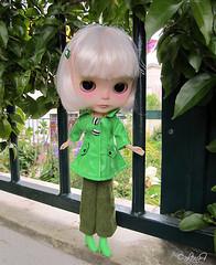 Day 4 - #green