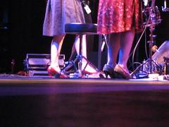 Foot tamborine
