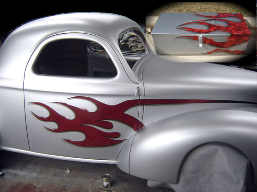 WILLYS COUPE TOOL BOX by FENO