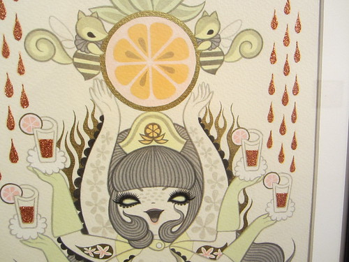 Junko Mizuno's Food Obsession at Magic Pony
