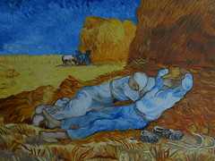 Siesta (Van Gogh)