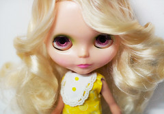 (prettyinthekitchen) Tags: blonde kenner blythe 1972