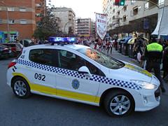 Patrulla Policía Local Badajoz (ÁlvaroBa) Tags: badajoz local 092 policía