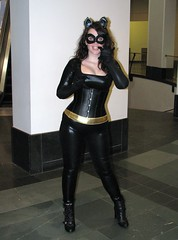 Catwoman (FranMoff) Tags: costume cosplay comiccon catwoman 2012 costumer bostoncomiccon bostoncomiccon2012