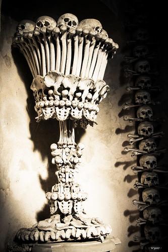 Sedlec Ossuary (Bone Church), Czech