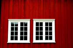 Windows Molde Norway abstract #dailyshoot (Leshaines123) Tags: windows abstract building norway architecture composition wooden 365 molde ruleofthirds dailyshoot