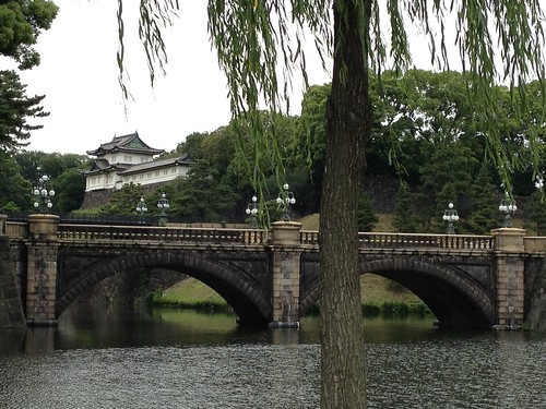 Nijubashi, Imperial Palace, Tokyo