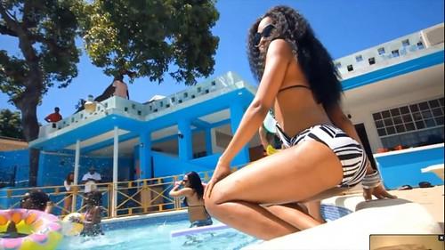 poolside riddim video reggae dancehall