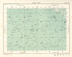 Balls Heaven's Guide (1905) - Plate 63 (captainpandapants) Tags: sky sun chart stars globe map space maps gas creation gravity galaxy sphere helium planet planets shooting astronomy plasma dust universe astral luminous incandescent cosmos astrology hydrogen gaseous mapped macrocosm nuclearfusion