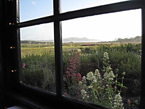 Mission Ranch Dinner - Window seat