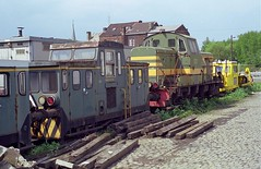 NMBS Draisine & 9213 Angleur (Davy Beumer) Tags: nmbs l43 hlr92