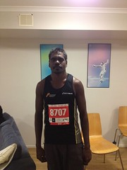 "Kieren before the half marathon • <a style=""font-size:0.8em;"" href=""https://www.flickr.com/photos/64883702@N04/7499526702/"" target=""_blank"">View on Flickr</a>"