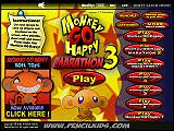 讓小猴子開心:馬拉松3(Monkey GO Happy Marathon 3)