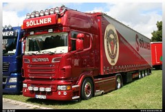 "Scania R 730 ""Spedition Söllner"" (uslovig) Tags: show tractor truck germany bayern deutschland bavaria lorry camion r fest ludwig v8 ausstellung scania 2012 lastwagen lkw 730 laster oberfranken kronach lastkraftwagen söllner zugmaschine spedition soellner truckertreffen"