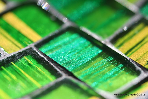 Green Mosaic Tile