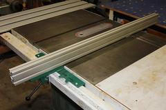 Aluminum Extrusion Fences - 16