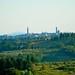 Siena taken from Pontignanello