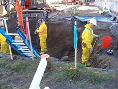 SPRU WGI tank vault excavation (U.S. Department of Energy) Tags: cleanup radioactive hazardous asbestos contaminated wgi spru washingtongroupinternational recoveryact