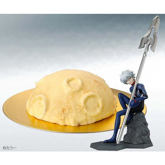 福音戰士新劇場版推出渚薰月面蛋糕