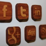 Can You Etch It - Social media refrigerator magnets - Laser engraved thumbnail