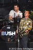 Bush @ Here And Now Tour, DTE Energy Music Theatre, Clarkston, MI - 07-17-12